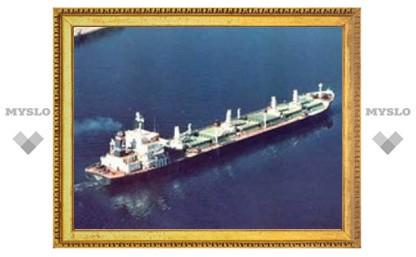 Сомалийские пираты напали на американский сухогруз