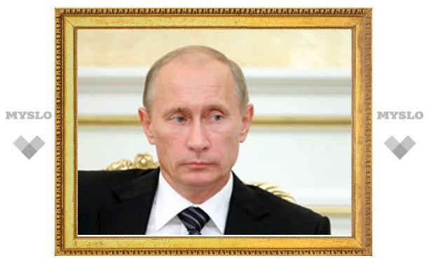 Путин предложил единоросам декларировать свои расходы