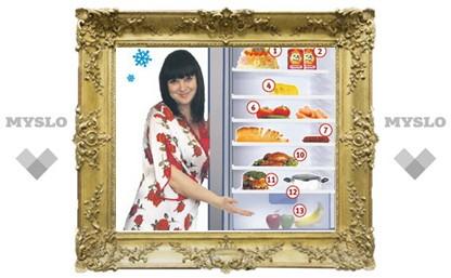 Храните еду правильно: Как грамотно пользоваться холодильником и ухаживать за ним