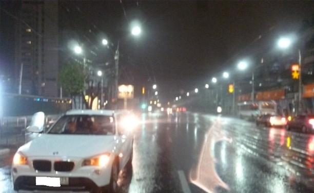 На ул. Советской пенсионерка попала под колёса «БМВ»