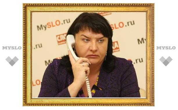 Алиса Толкачева ответит тулякам на вопросы по отоплению