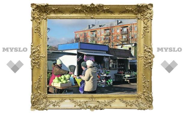 Кировский рынок скоро закроют