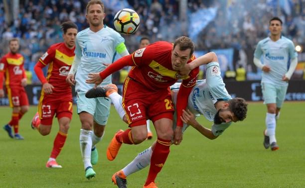 «Арсенал» сыграл вничью с «Зенитом»: 3:3