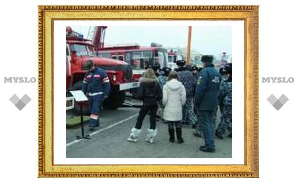 Тульские спасатели раскрывают секреты