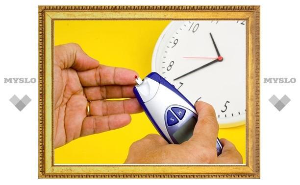 В Туле пройдет акция против диабета