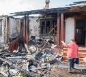 В Щёкино погорельцы полгода ждут новое жильё