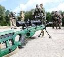 В Тульской области проходит межрегиональный турнир снайперов