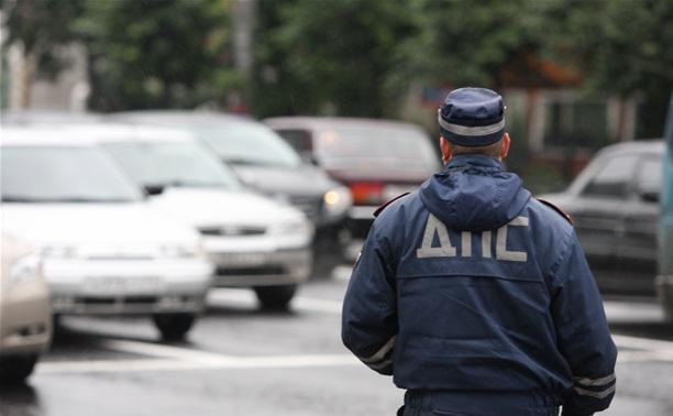 """В выходные полицейские взяли водителей в """"Кольцо"""""""