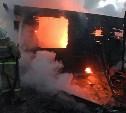 Три человека погибли на пожаре в Тульской области