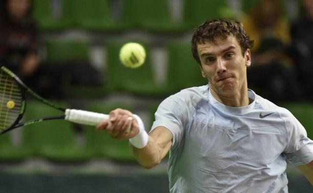 Туляк Андрей Кузнецов помог сборной России по теннису победить шведов