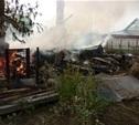 В горящей даче в Ясногорском районе погиб человек
