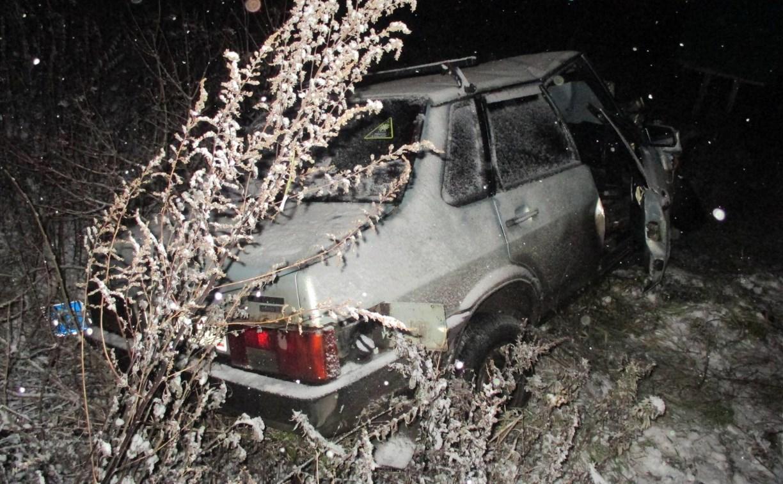 В Тульской области в ДТП с КамАЗом пострадала женщина