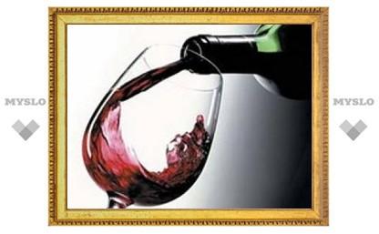 Красное вино делает умнее?