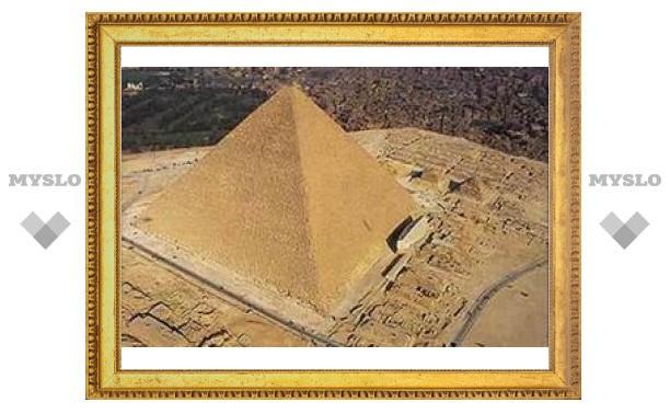 Египтяне придумали пирамиде Хеопса день рождения
