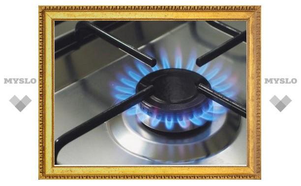 Тульская область может остаться без газа