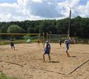 В Туле прошел I этап первенства области по пляжному волейболу