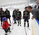 Юных туляков приглашают на уроки хоккея