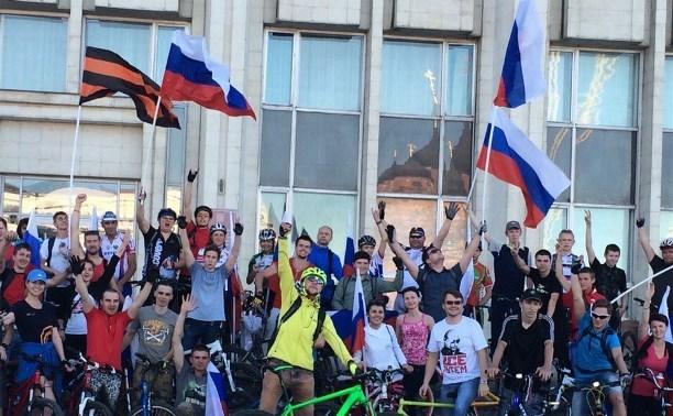 В МВД предложили приравнять велопробеги к демонстрациям