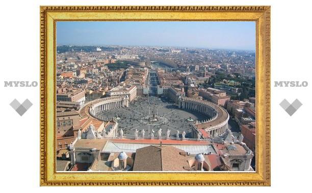 В Ватикане будет проложена новая оптико-волоконная сеть