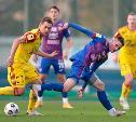 Кирилл Панченко о переходе в тульский «Арсенал»: «Мои футбольные амбиции по-прежнему велики»