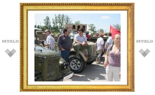 """В Туле стартовала """"Автострада-2008"""""""