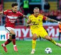 Матч «Спартак» – «Арсенал»: страшный сон
