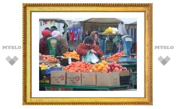 В Туле упраздняют микрорынки
