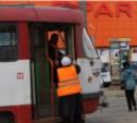 В Туле девушка попала под трамвай