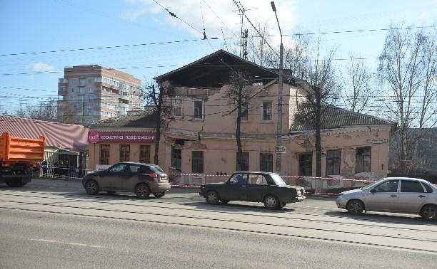 Ул. Октябрьскую в Заречье перекрыли