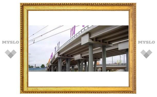 Под Тулой построят новый путепровод