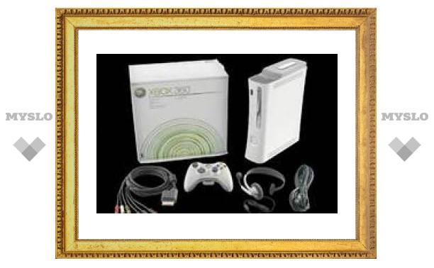 """Официальный Xbox 360 окажется дороже """"серого"""""""