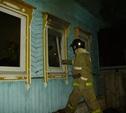 В Алексине мужчина пострадал на пожаре
