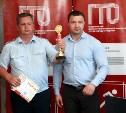 Тульские полицейские заняли первое место на Летнем фестивале ГТО