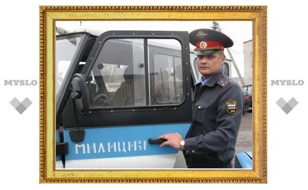 Тульские памятники будет охранять милиция