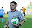 Матч «Сибирь» – «Арсенал» будет судить Игорь Федотов