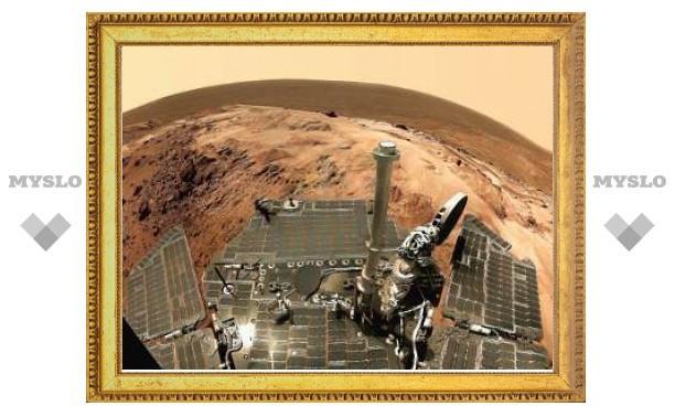 "Марсоходу ""Спирит"" дали два месяца на ""возрождение"""
