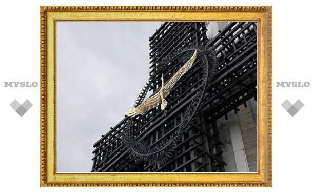 Мемориал Голодомора в Киеве покрылся трещинами