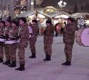 Музыканты военного оркестра Росгвадии выступили перед туляками: видео
