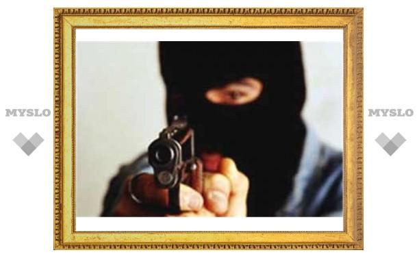 Туляк с пистолетом ворвался в универмаг
