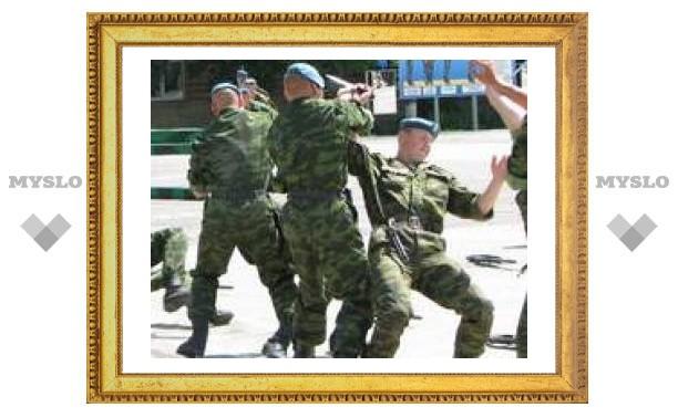 Туляки будут бороться за звание лучшего десантника