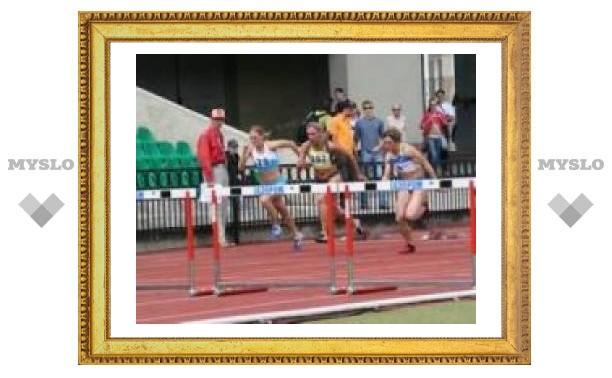 Тульская бегунья завоевала «бронзу»