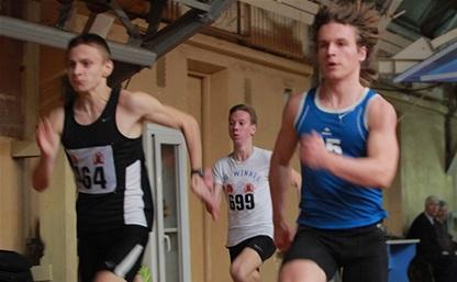 Тульские легкоатлеты завоевали еще два «золота» на первенстве округа