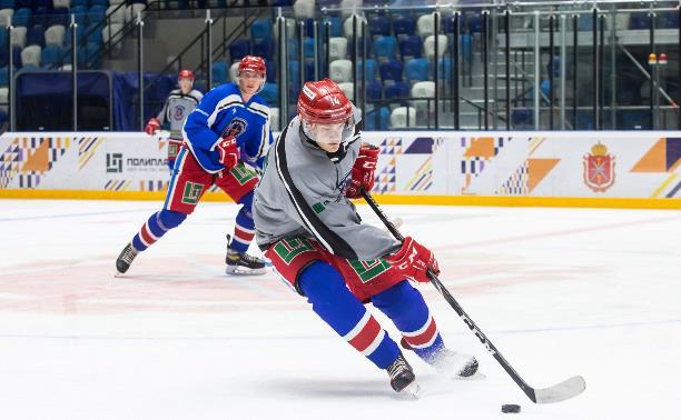Как ХК «Академия Михайлова» готовится к Кубку губернатора по хоккею: репортаж