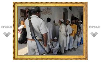 На парламентских выборах в Индии произошел теракт