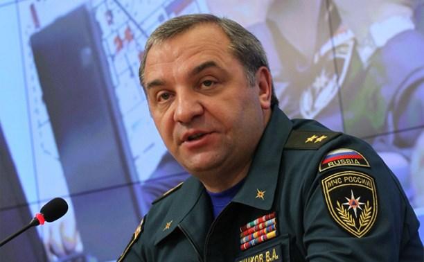 Глава МЧС поручил взять на контроль объекты ЖКХ