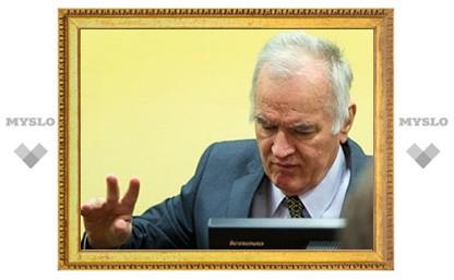 В Гааге приостановлен процесс над Ратко Младичем
