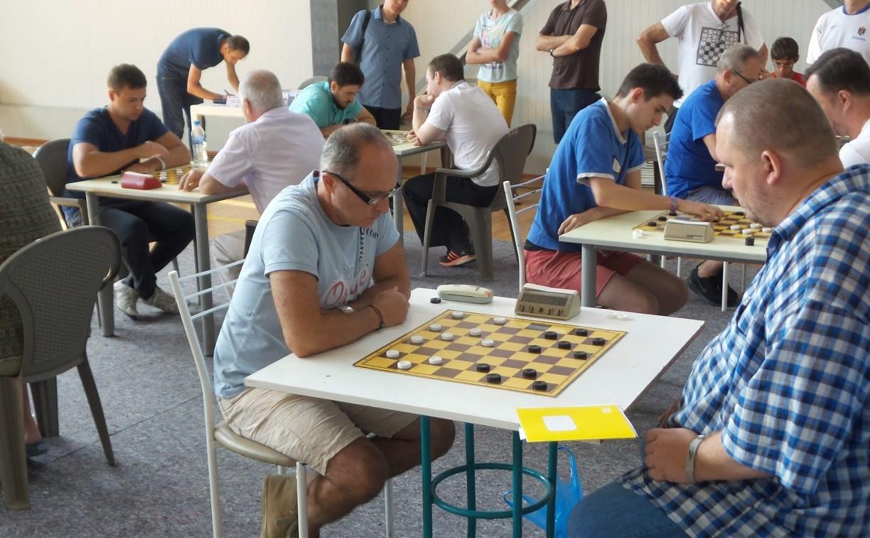 Туляки в составе российской сборной завоевали бронзу на международном турнире по шашкам