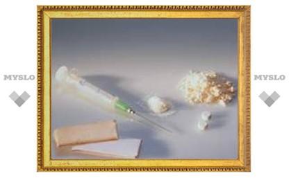 Туляк пришел на допрос с наркотиком