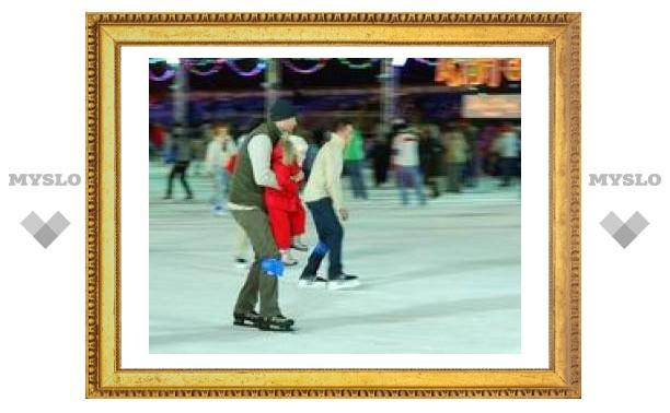 В Нью-Йорке еще можно покататься на коньках