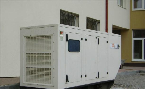 Стабильность работы за счет использования дизельных электростанций